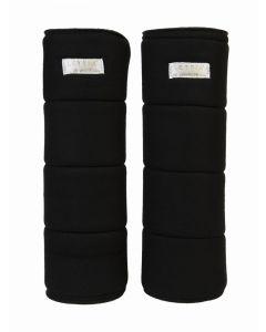 LÉTTIA Collection Black No-Bow Wraps