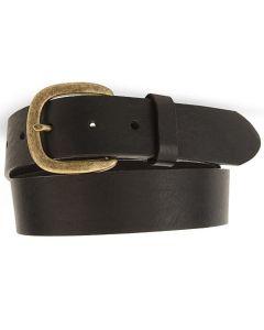 Justin Basic Work Men's Belt Black