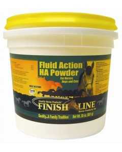 Finish Line Fluid Action® HA Powder