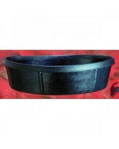 Fortiflex Rubber Feed Pan 3.5 gallon