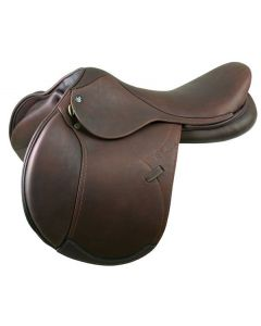 M. Toulouse Denisse Double Leather Saddle