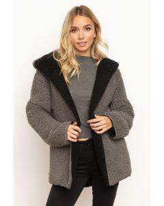 Reversible Bear Coat