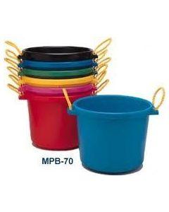 FortiFlex Multi-Purpose 70 Quart Muck Bucket