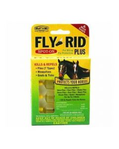Fly Rid Plus Spot On 3 Pack