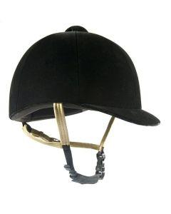 International Olympian Velvet Helmet