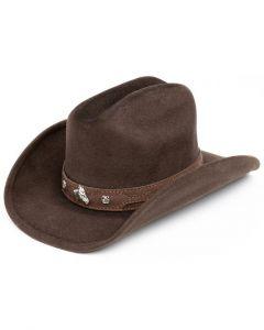 Bullhide Kid's Horsing Around Felt Hat