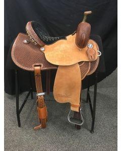 Marlene McRae Barrel Saddle