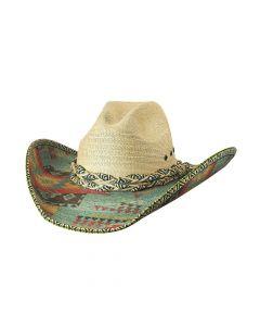 Bullhide Women's Jeopardy Straw Hat