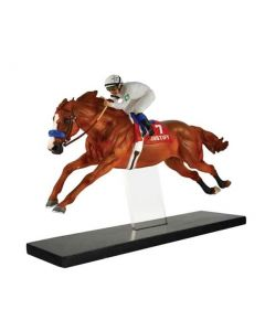 Breyer #9304 Justify Limited Edition Resin