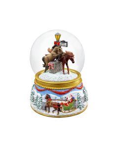 Breyer #700240 Merry Meadows Snowglobe