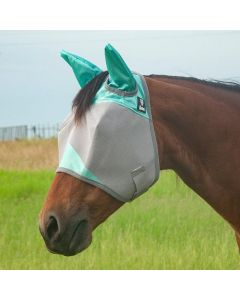 Cashel Crusader Fly Mask Standard with Ears Limited Edition