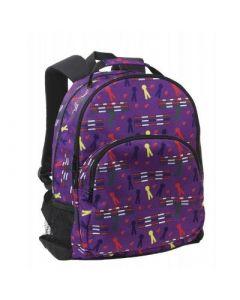 Rails & Ribbons Backpack