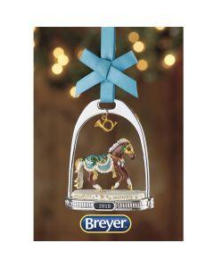 Breyer #700320 Minstrel 2019 Stirrup Ornament