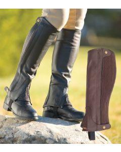 Millstone Kids Leather Half Chaps