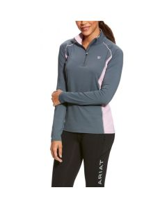 Ariat® Tri Factor 1/4 Zip Top